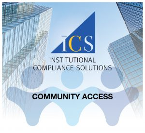 ICS Community Access (Higher Education)
